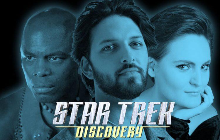 STAR TREK: DISCOVERY Adds Three Klingons