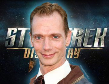 'Discovery' Star Doug Jones On Playing A New Alien Character