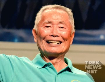 George Takei On His Hope For Star Trek: Discovery, Appearing In Boston In February
