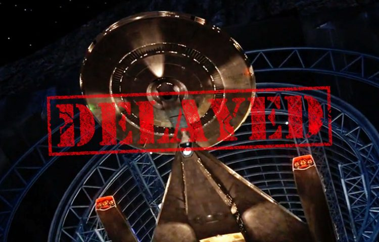 Star Trek: Discovery Likely Delayed, Again