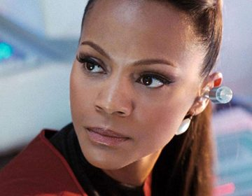 Zoe Saldana Says She Wants To Play Uhura For Decades
