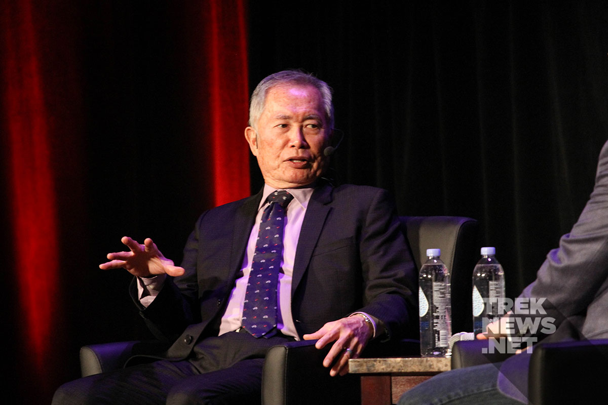 George Takei In Boston