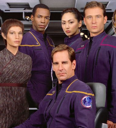 [REVIEW] Star Trek: Enterprise - The Complete Series on Blu-ray
