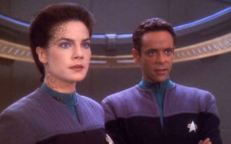 "Star Trek: Deep Space Nine, Season 6, Episode 11 ""Waltz"""
