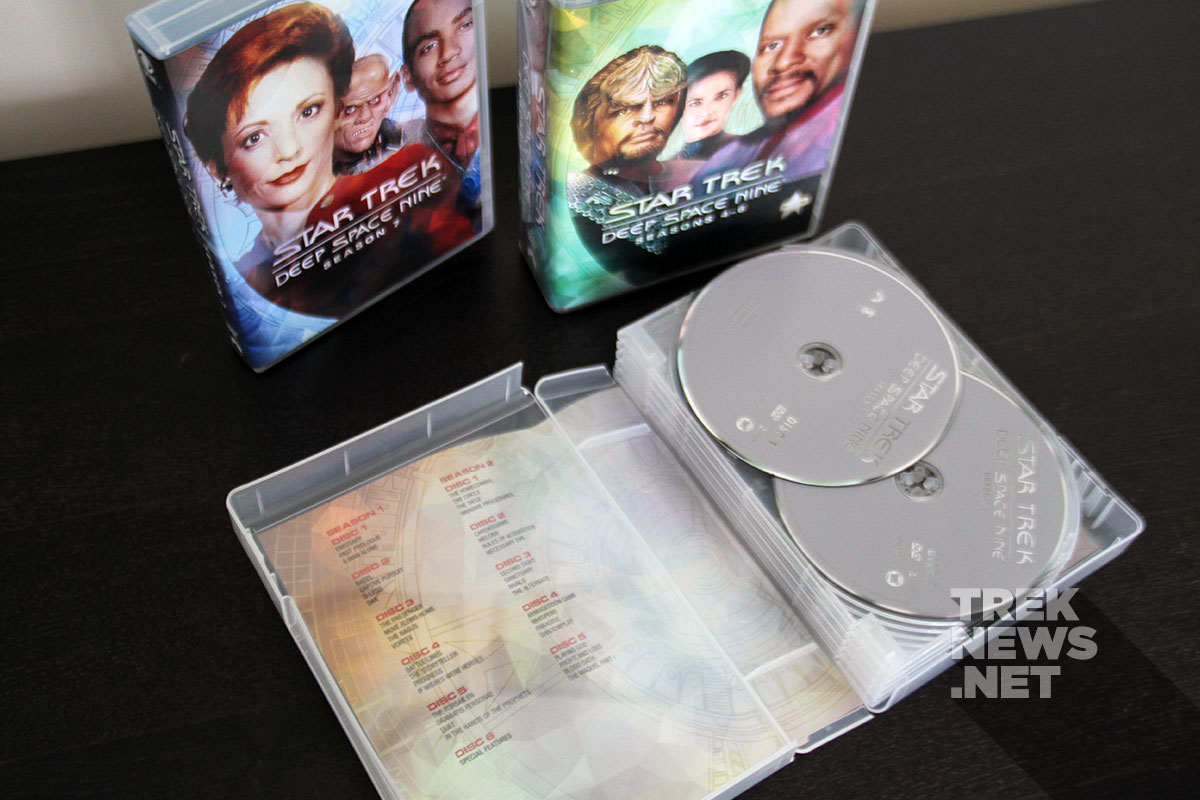 Star Trek: Deep Space Nine - Complete Series DVD Box Set Review