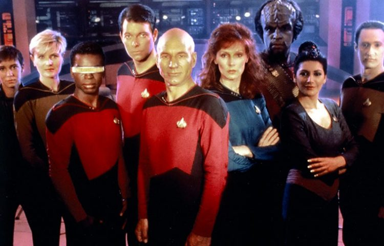 The Stars of TNG: Then And Now [PHOTOS]