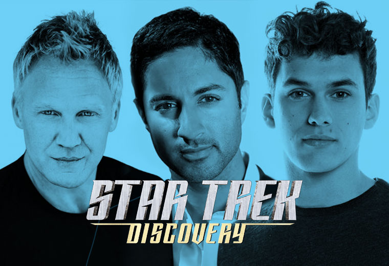 Star Trek: Discovery Adds Three Starfleet Officers – TREKNEWS.NET