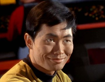 Star Trek's George Takei Celebrates His 81st Birthday