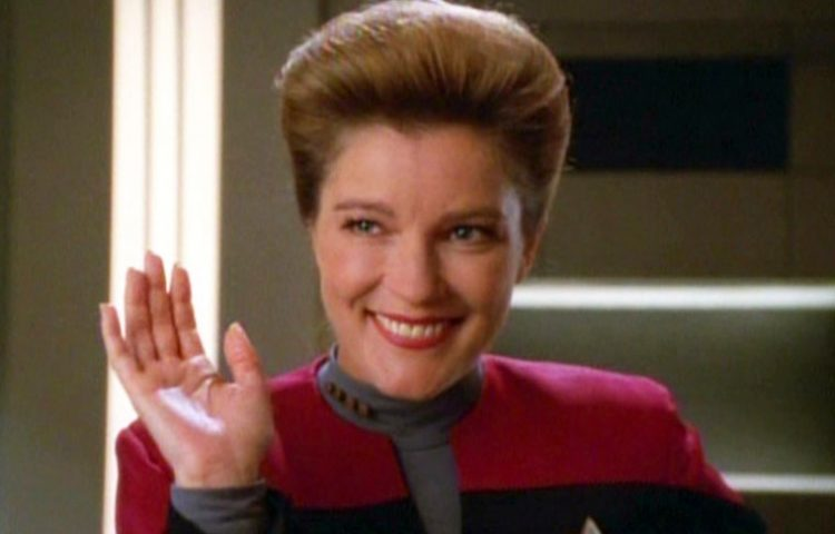 Happy Birthday, Kate Mulgrew!