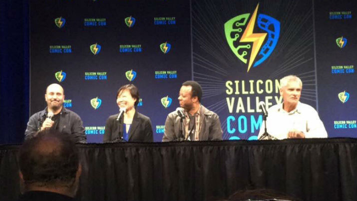 NASA experts at Silicon Valley Comic Con