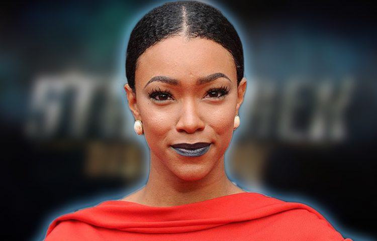 Sonequa Martin-Green Talks Star Trek: Discovery