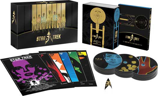 Star Trek 50th Anniversary Blu-ray Collection