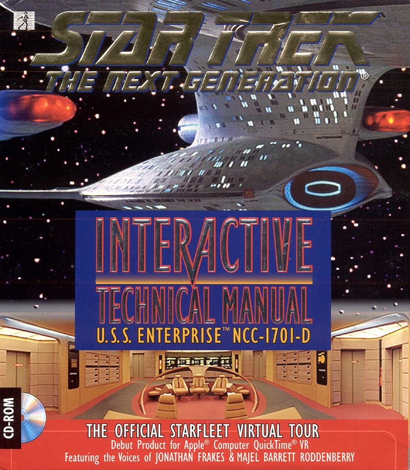 The TNG Interactive Technical Manual