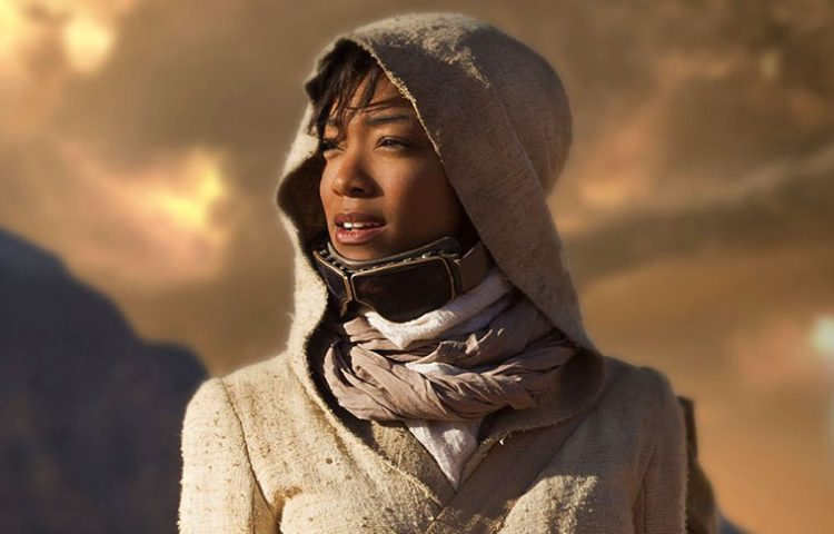 First STAR TREK: DISCOVERY Photo Released