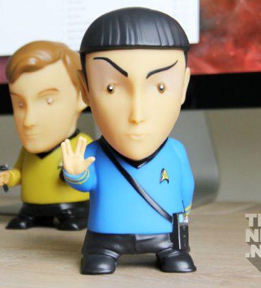 [REVIEW] Kirk & Spock Talking Bluetooth Speakers