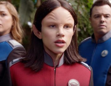 WATCH: First Trailer For Seth MacFarlane's Star Trek Spoof 'The Orville'