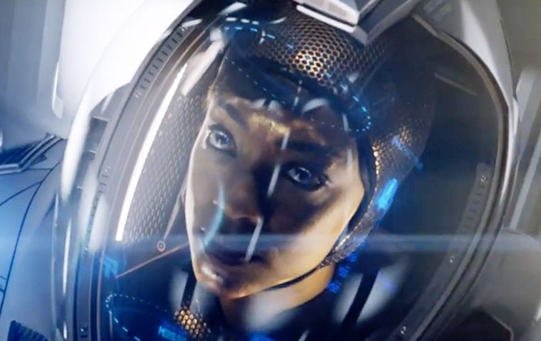 WATCH: First STAR TREK: DISCOVERY Trailer
