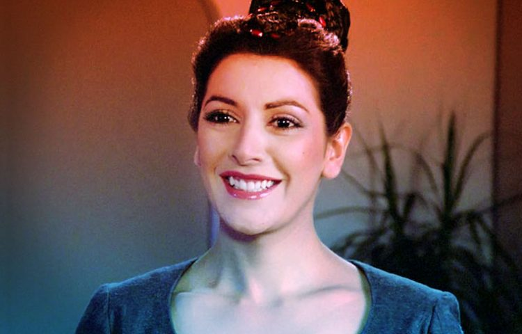 troi Counselor deanna