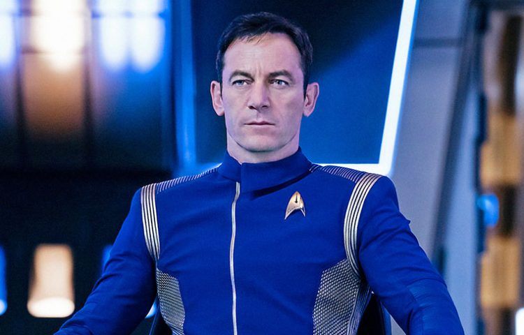 First Look At Jason Isaacs as Captain Lorca On Star Trek: Discovery