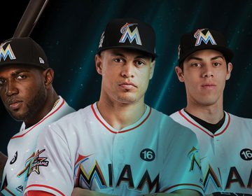 Marlins to Host 'Star Trek Night' on Thursday + Win A Marlins/TNG Jersey