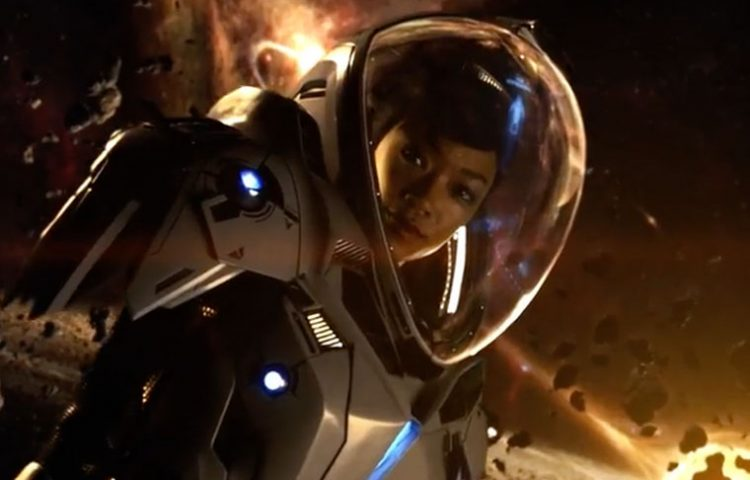 Sonequa Martin-Green Reveals Key Details About Her Star Trek: Discovery Character