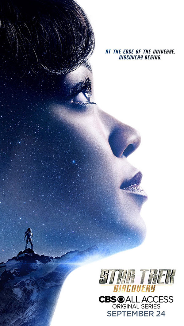 New Star Trek: Discovery poster