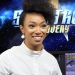 "Sonequa Martin-Green Talks Burnham's Ascension and Vulcan ""Indoctrination"""