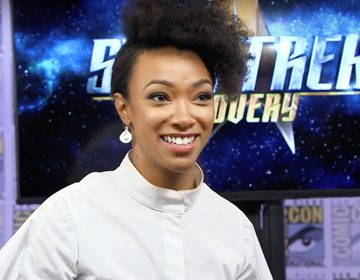"Sonequa Martin-Green Talks Burnham's Ascension and Vulcan ""Indoctrination"""