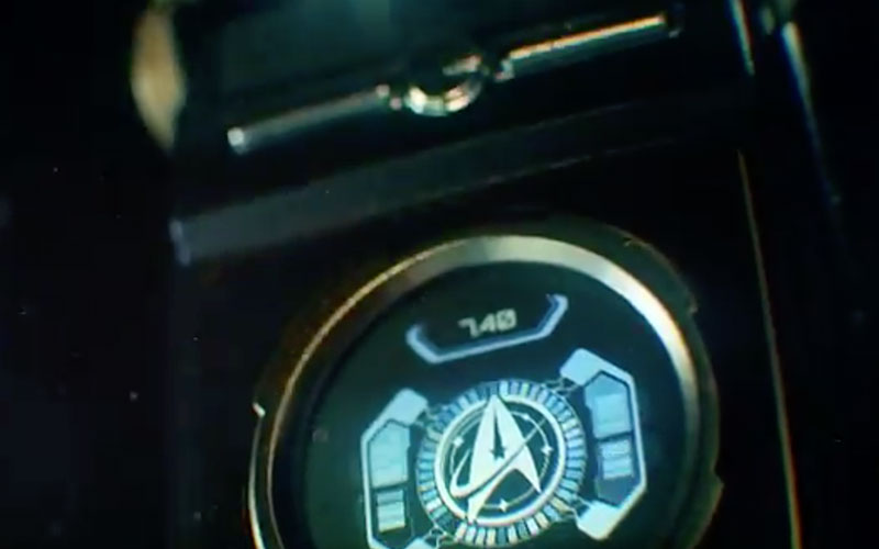 Star Trek: Discovery communicator