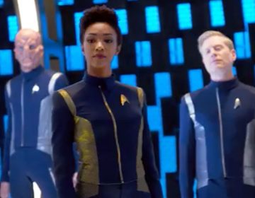 'Star Trek: Discovery' Featured In New Issue of EW + Behind-The-Scenes Set Video