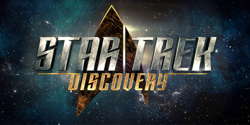Original Star Trek: Discovery logo