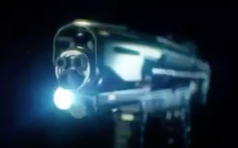 Star Trek: Discovery phaser canon