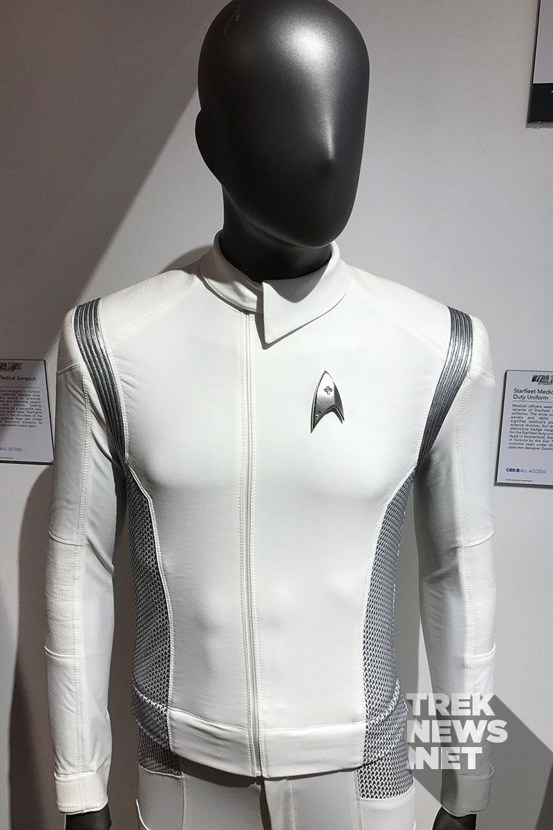 Starfleet Medical Officer Uniform