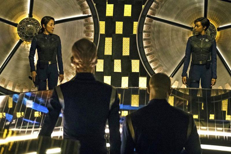 Star Trek: Discovery transporter room