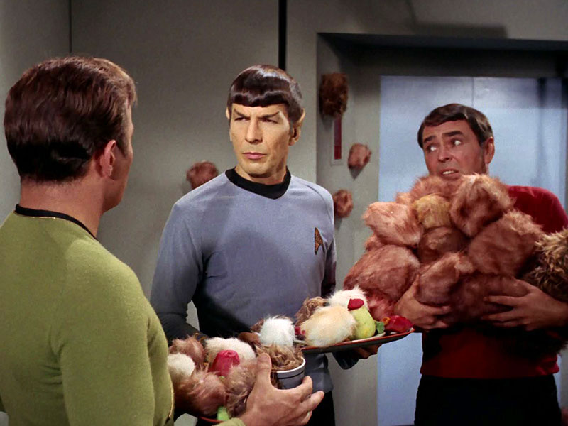 """The Trouble with Tribbles"""