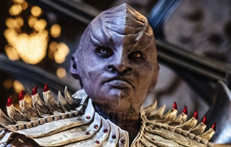 New 'Star Trek: Discovery' Photos + Our Best Look at Mary Chieffo as L'Rell