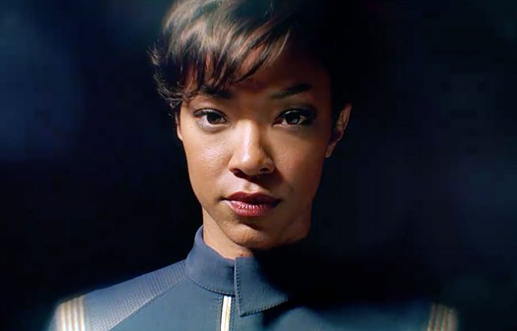 "WATCH: 'Star Trek: Discovery' Trailer ""We Come In Peace"""
