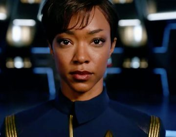 "WATCH: New 'Star Trek: Discovery' Trailer ""We Need To Win"""
