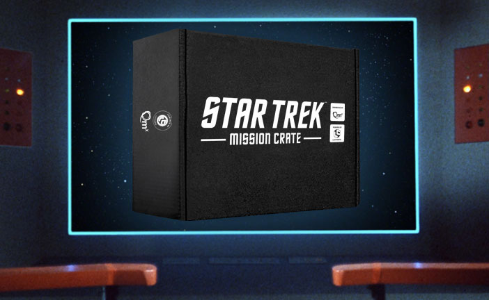 Star Trek Loot Crate