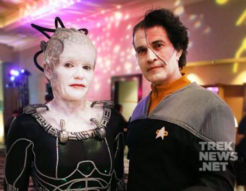 [STLV] Our Favorite Cosplay From Star Trek Las Vegas 2017
