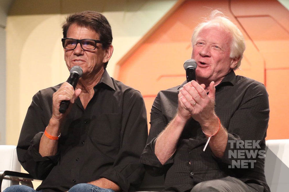 Don Most and Anson Williams