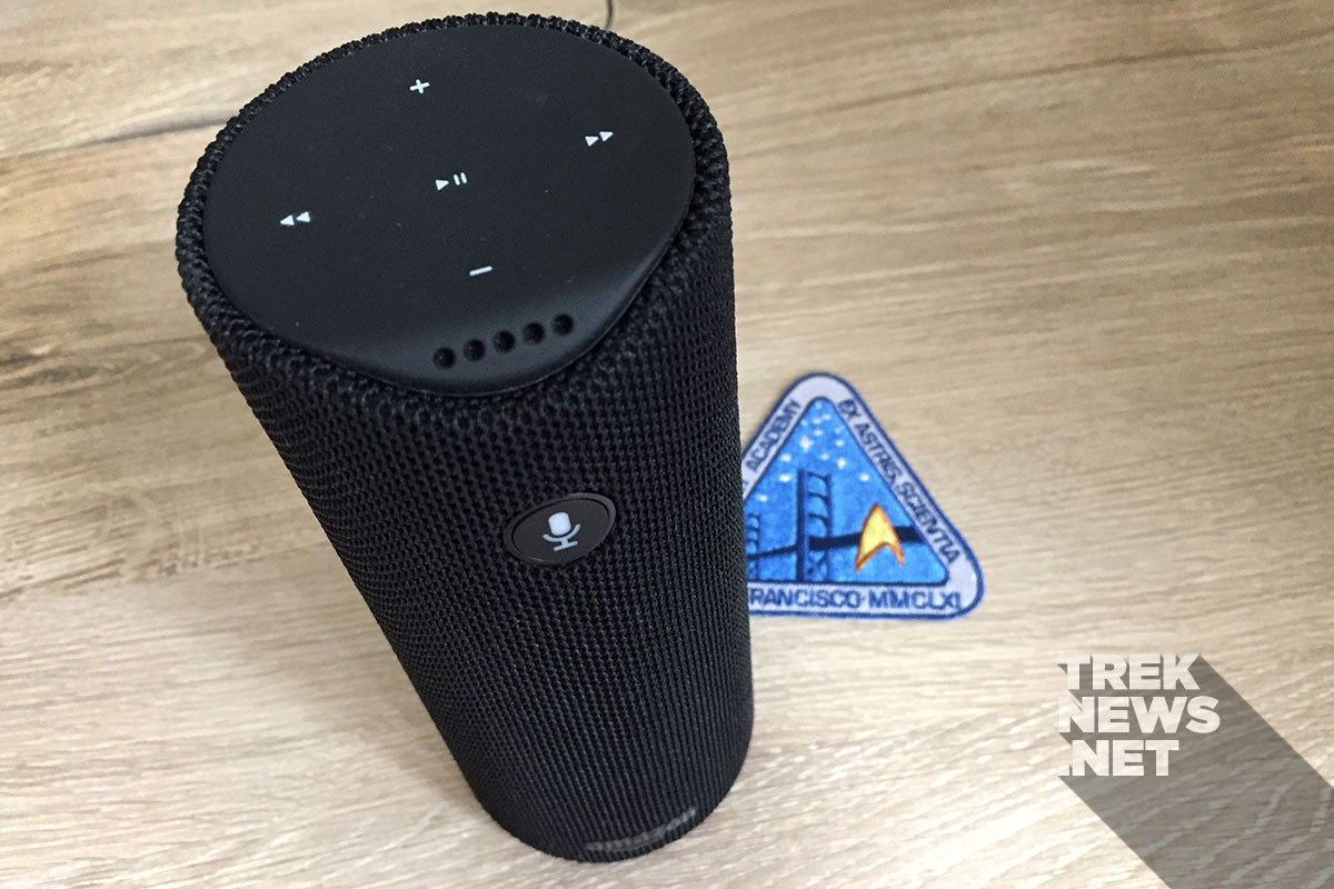 The Amazon Tap is one of the devices Alexa's new Star Trek skills is available on.