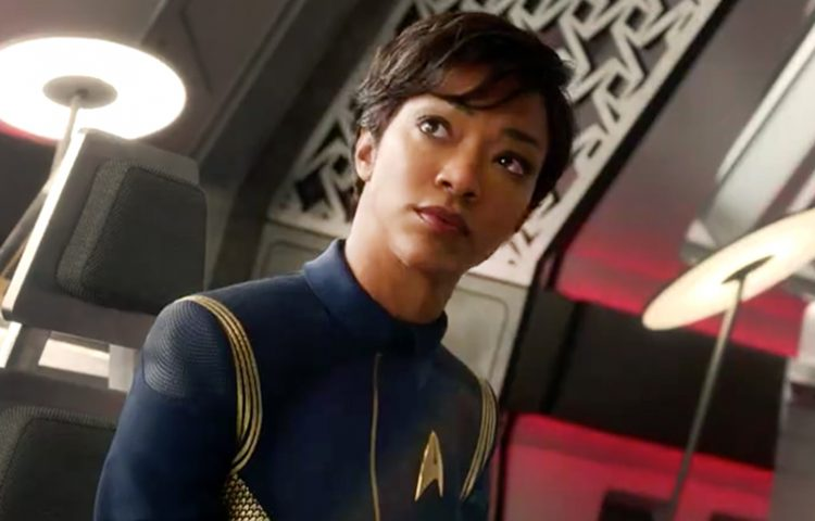 Red Alert! Starfleet Engages the Klingons in New 'Star Trek: Discovery' Trailer