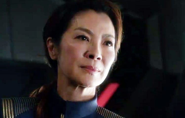 """WATCH: Latest 'Star Trek: Discovery' Trailer """"A Future Worth Fighting For"""""""
