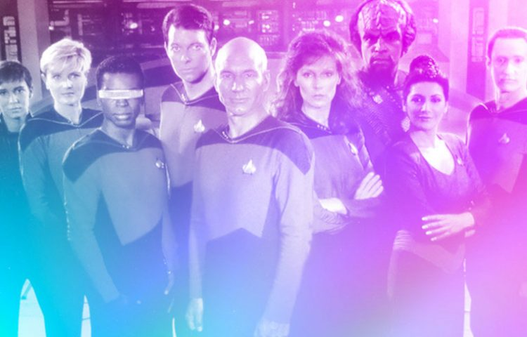 STAR TREK: THE NEXT GENERATION - A 30 Year Enterprise