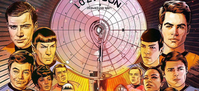 Star Trek IDW Issues 59/60