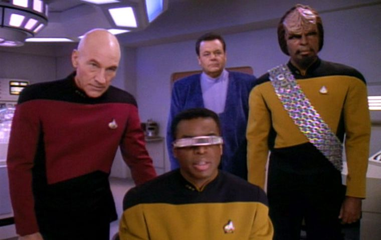Writing For 'Star Trek: The Next Generation': My First Script Sale In TNG's Final Season