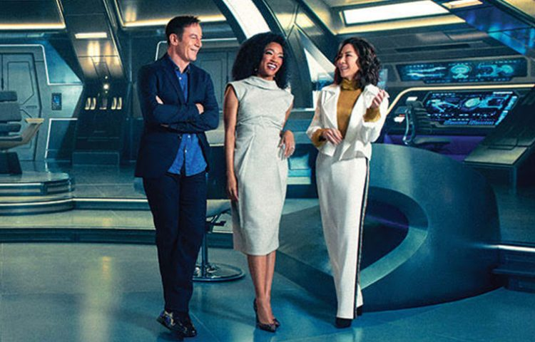 Filming Wraps On First Season of STAR TREK: DISCOVERY