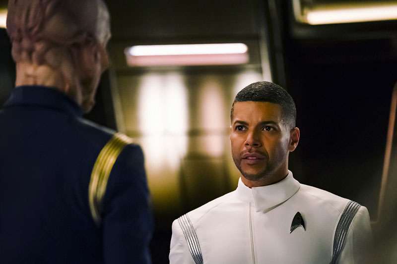 Wilson Cruz as Dr. Hugh Culber