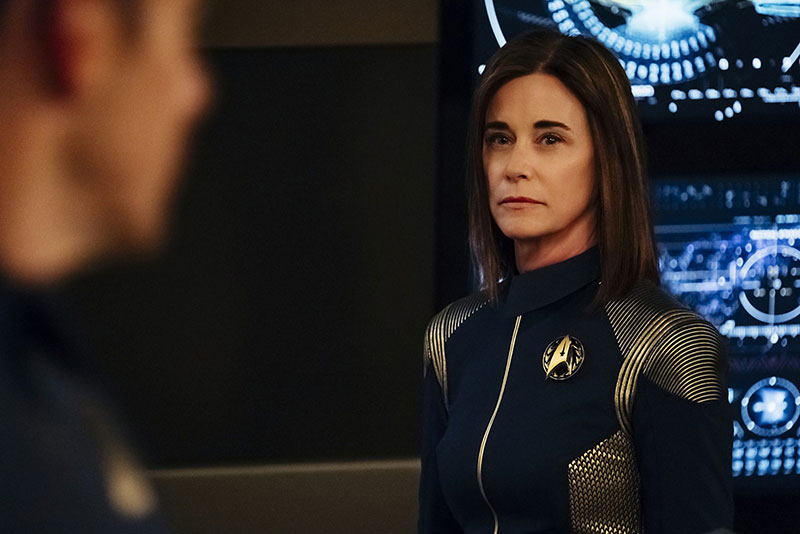 Jayne Brook as Admiral Cornwell